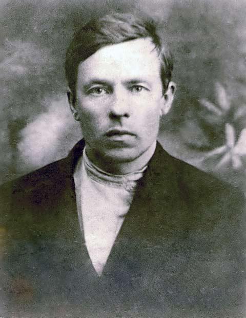 Алексеев Матвей Алексеевич