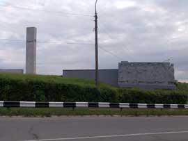 Мемориал погибшим во время Корсунь-Шевченковской операции