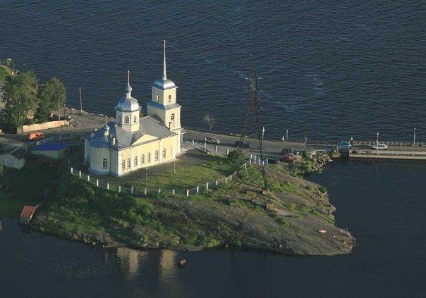 Сретенская Церковь в Соломенном