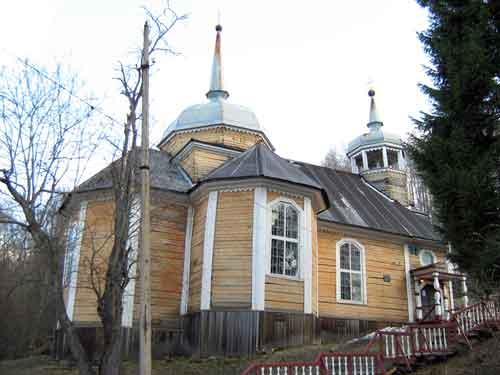 Церковь во имя святого Апостола Петра в Марциальных водах.